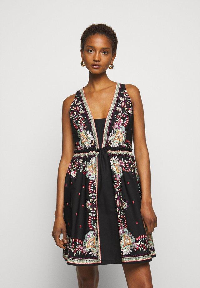 ABITO - Korte jurk - multicolor