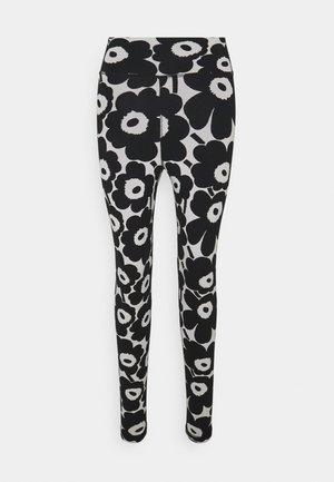 KÄPÄLÄ UNIKKO TROUSERS - Leggings - Trousers - black