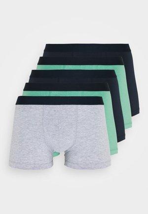 5 PACK - Culotte - dark blue/green