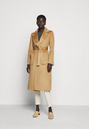RUNAWAY - Classic coat - camel