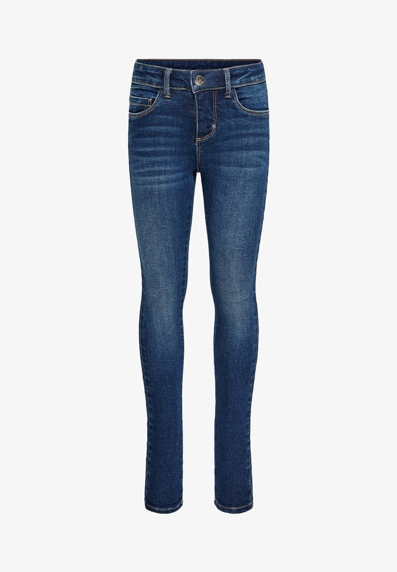 Kids ONLY - Jeans Skinny Fit - dark blue denim
