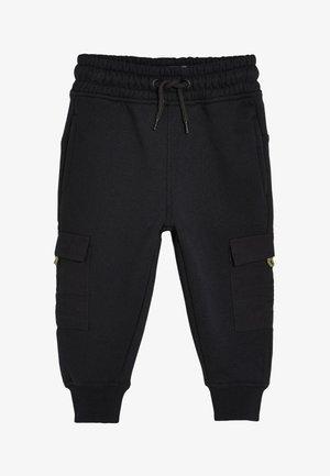 Teplákové kalhoty - mottled black