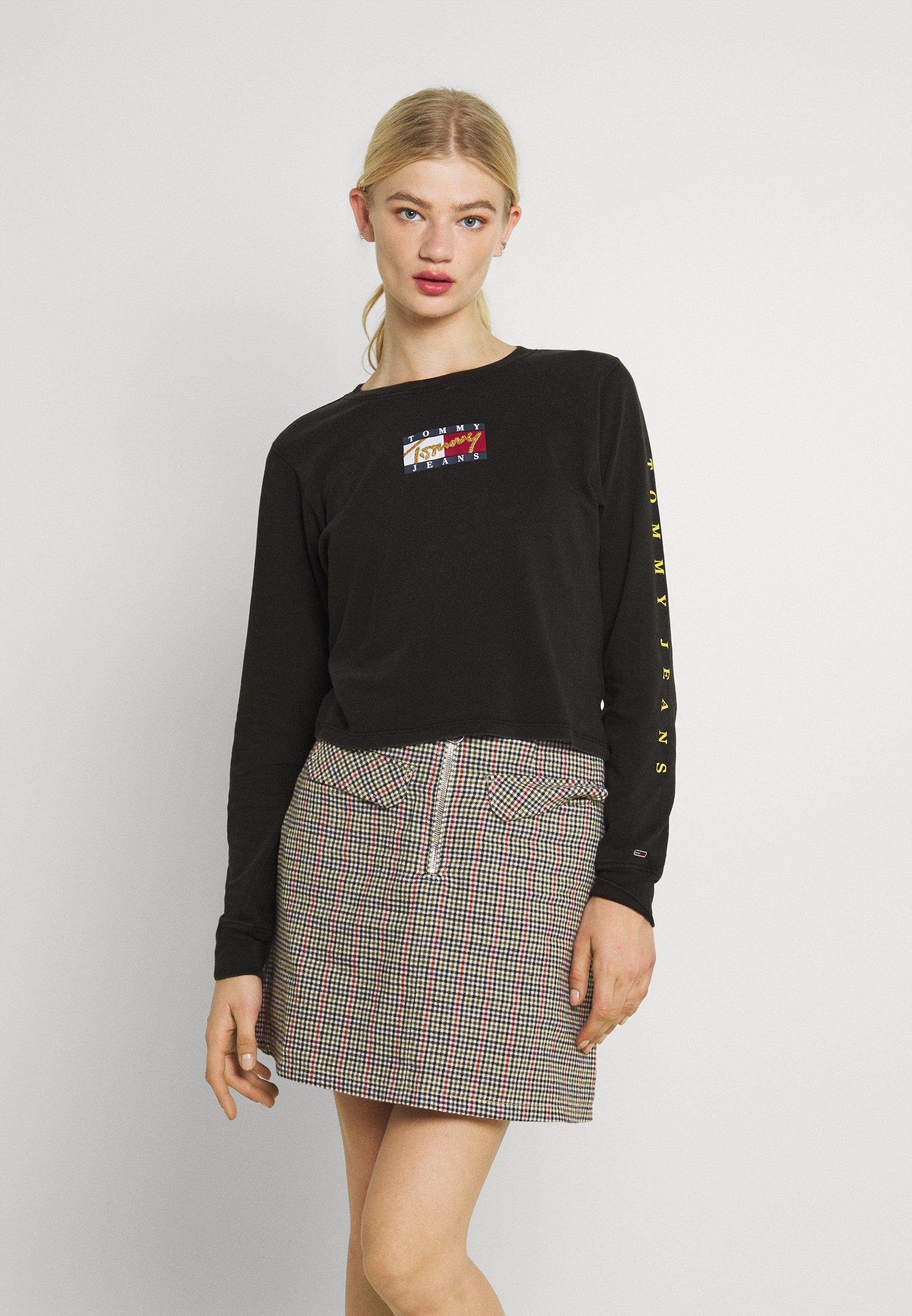Women VINTAGE - Long sleeved top