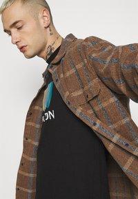 Brixton - ALTON - Print T-shirt - black - 3
