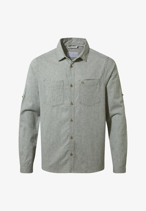 Shirt - sage marl