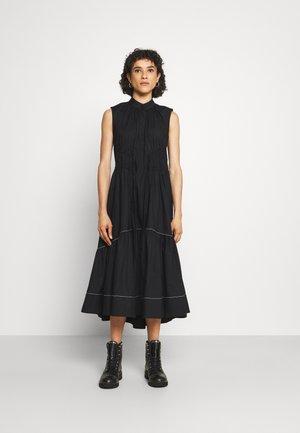 SLEEVELESS DRESS - Jurk - black