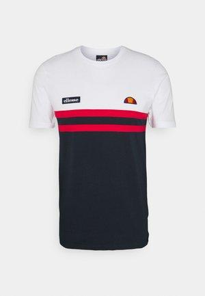 VENIRE TEE - Camiseta estampada - white