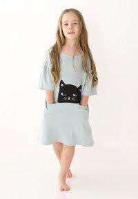 Rora - Day dress - mint - 0