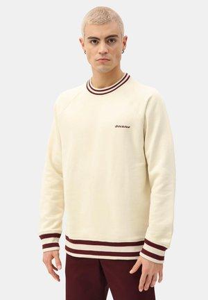 Sweatshirt - light taupe