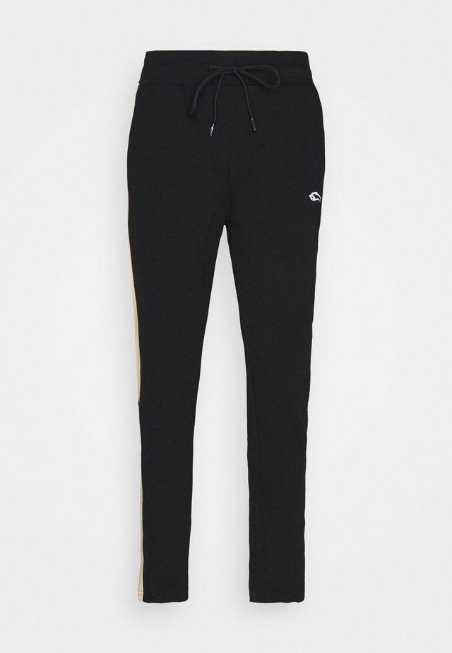 HERREN POWER - Pantaloni sportivi - schwarz