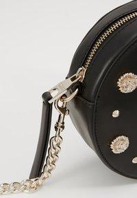 Versace Jeans Couture - Borsa a tracolla - black - 5