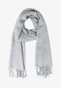 Filippa K - BLEND SCARF - Szal - light grey melange - 1
