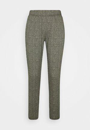 IHKATE GRID - Trousers - black