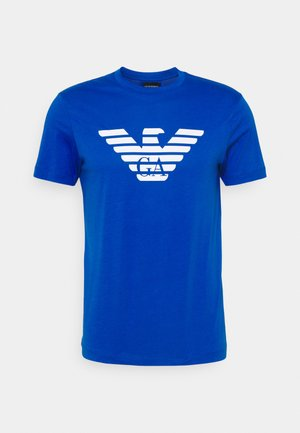T-shirt con stampa - notte