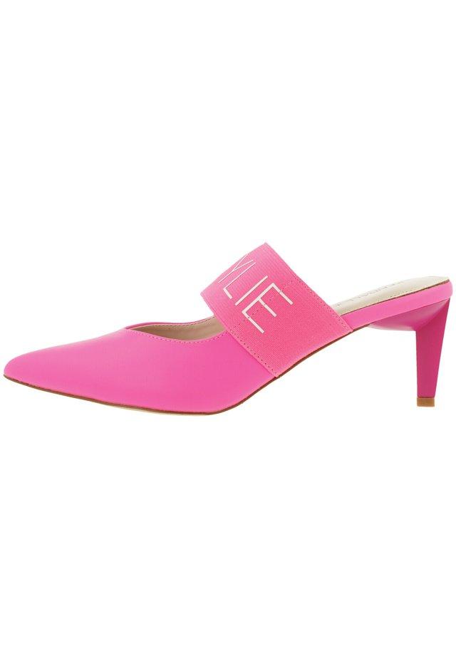 LACEY  - Escarpins - neon pink