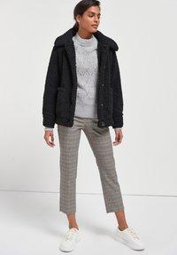 Next - Fleece jacket - black - 1
