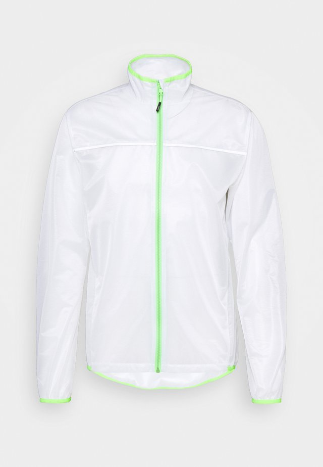 MAN JACKET - Giacca outdoor - bianco