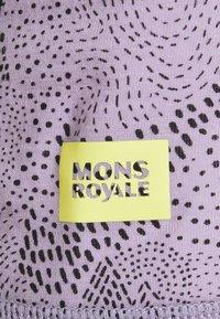 Mons Royale - BELLA TECH TANK - Top - lilac - 2