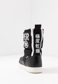 Superdry - JAPAN EDITION - Winter boots - black - 5