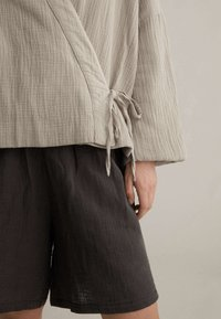 OYSHO - Summer jacket - beige - 4