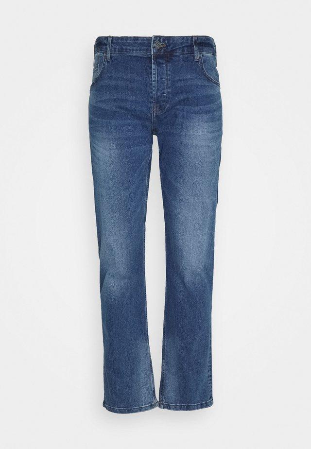 ONSLOOM - Straight leg jeans - blue denim