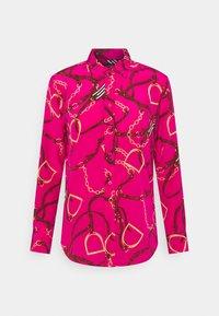 Lauren Ralph Lauren - Blouse - pink/light pink/multicoloured - 0