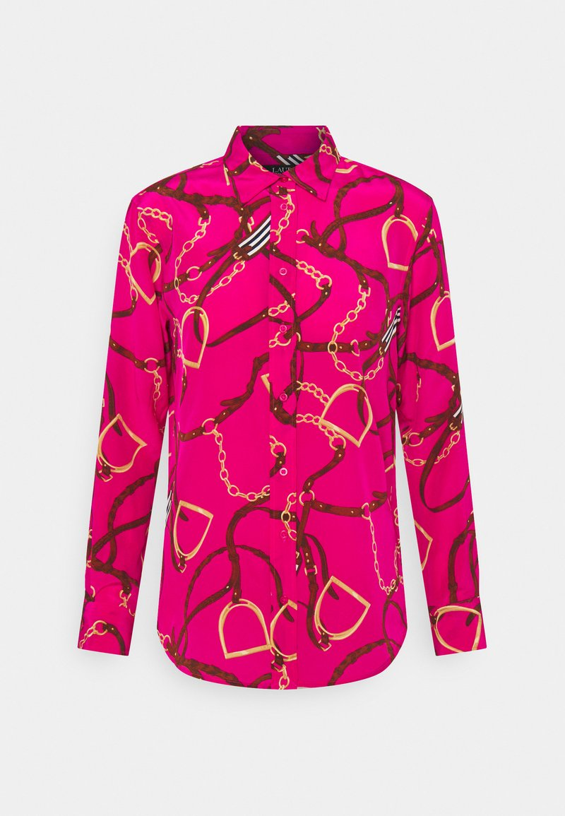 Lauren Ralph Lauren - Blouse - pink/light pink/multicoloured