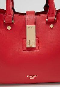 Dune London - DINIDIELLA - Handbag - red plain - 6