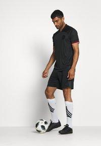 adidas Performance - DFB DEUTSCHLAND A JSY  - National team wear - black/carbon - 1