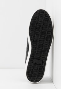 No Name - PLATO STRAPS - Sneakers laag - black/fox white - 6
