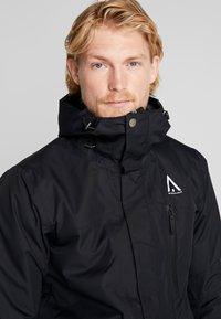 Wearcolour - ACE JACKET - Snowboardjakke - black - 3