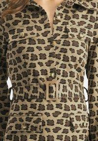 Nicowa - PATINO - Shift dress - braun - 3