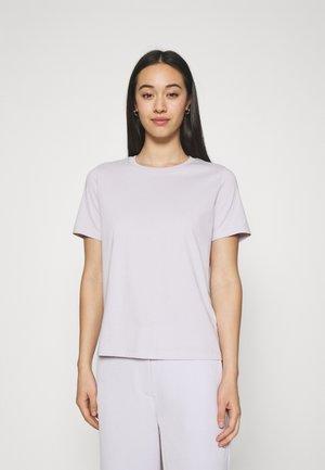 KIMMA - Basic T-shirt - lavender blue