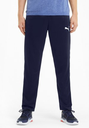 Tracksuit bottoms - peacoat