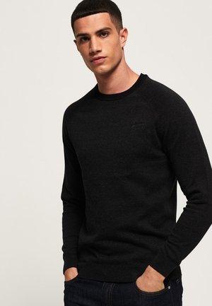 ORANGE LABEL  - Pullover - dark grey