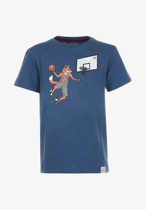 DUNK - T-shirts print - blue