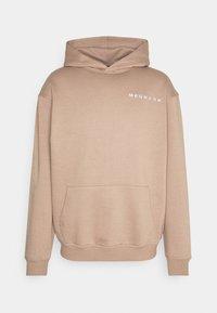 Mennace - ESSENTIAL HOODIE UNISEX - Sweatshirt - sand - 0