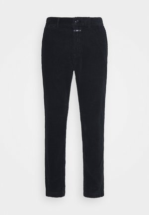 ATELIER TAPERED - Trousers - dark night