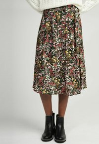 NAF NAF - A-line skirt - black - 0