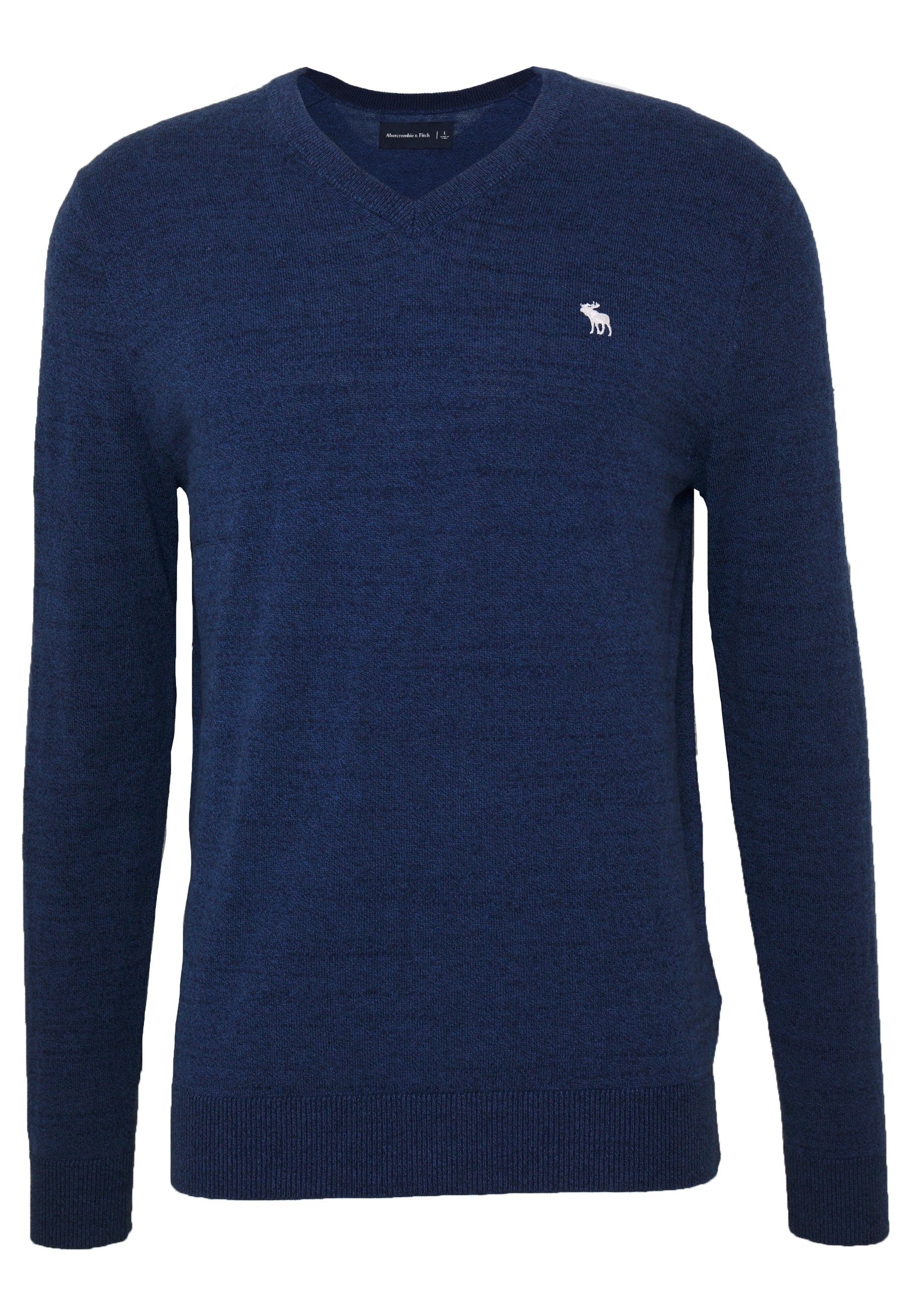 Abercrombie & Fitch CORE ICON - Pullover - blue