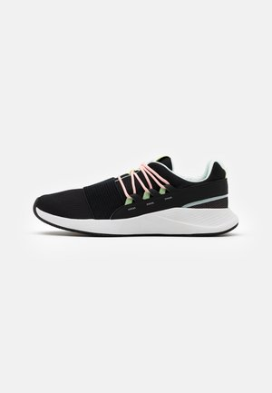CHARGED BREATHE LACE - Sports shoes - black
