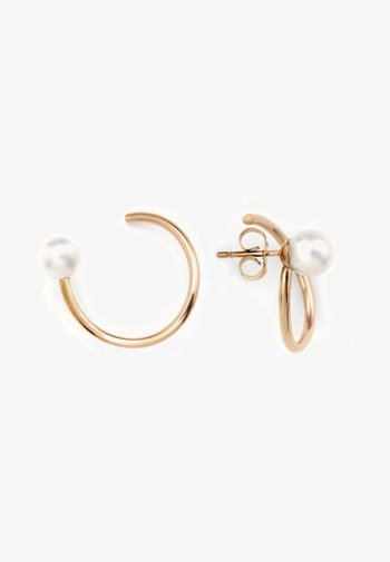 OHRSCHMUCK LOOPING - Pendientes - rose gold-colored