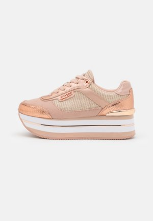 HANSIN - Trainers - blush