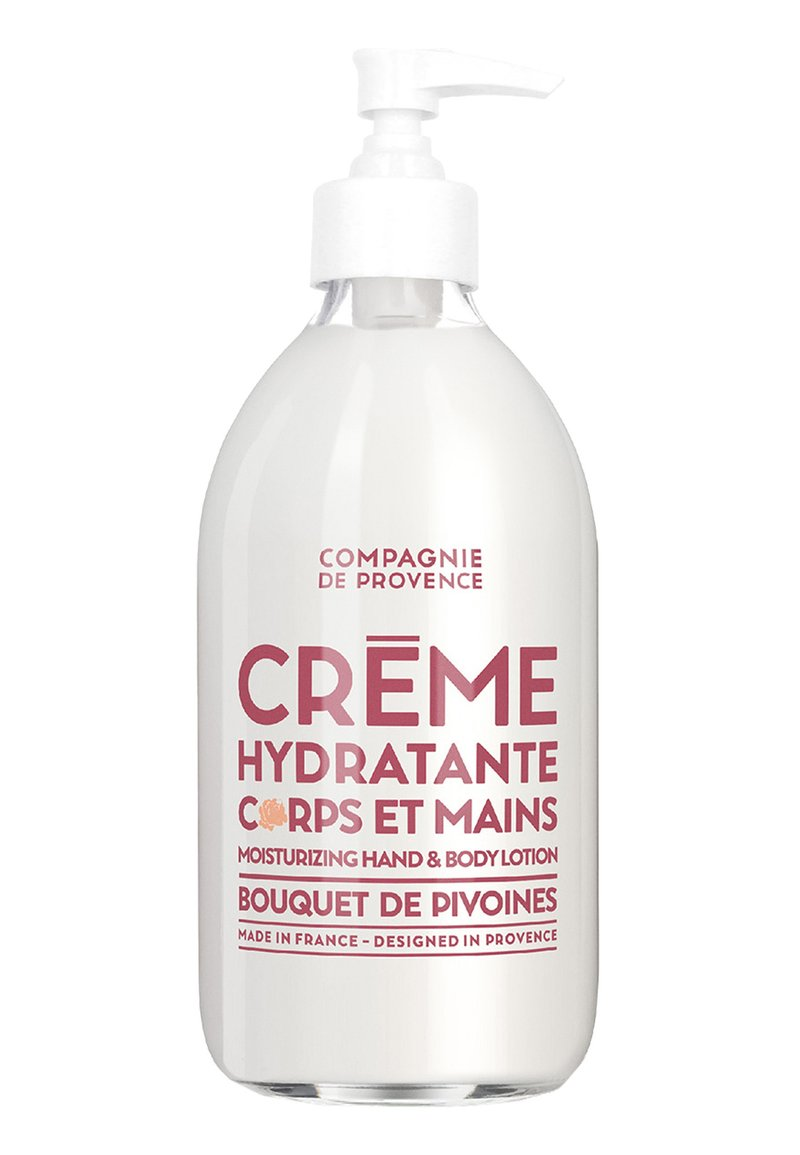 Compagnie de Provence - HAND & BODY LOTION LIMITED EDITION - Liquid soap - peonies bouquet