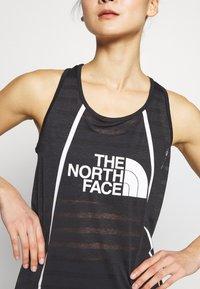 The North Face - WOMENS VARUNA TANK - Top - black - 4