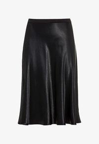 HALLHUBER - A-line skirt - schwarz - 3