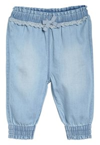 Next - DENIM TROUSERS (0MTHS-2YRS) - Jeans Tapered Fit - blue - 0