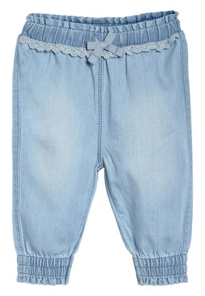 DENIM TROUSERS (0MTHS-2YRS) - Jeans fuselé - blue