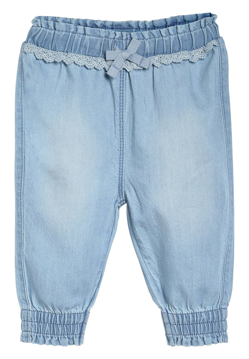 Next - DENIM TROUSERS (0MTHS-2YRS) - Jeans Tapered Fit - blue