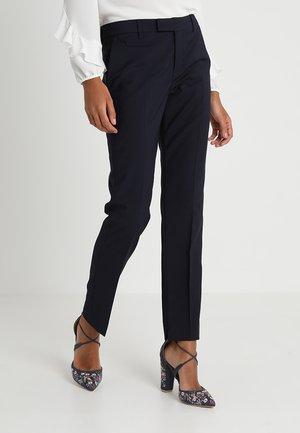 KINSA - Trousers - marine blue